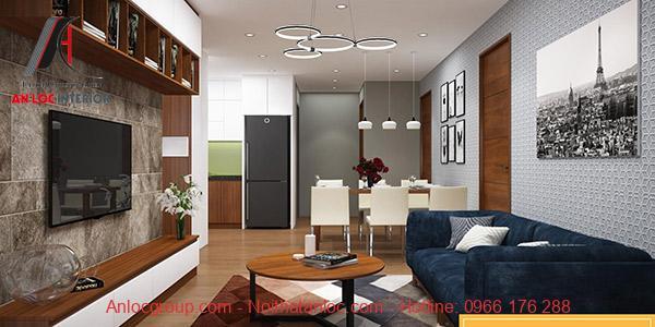 Khi thiết kế căn hộ 90m2 cần lưu ý đến một số vấn đề để có không gian ấn tượng