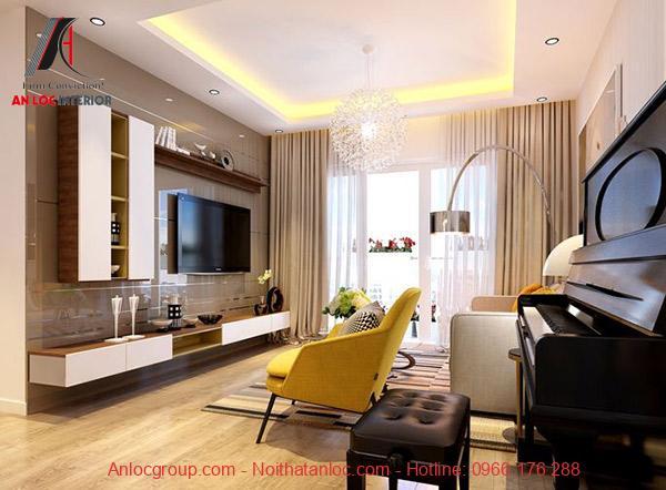 TRong căn nhà 90m2 cần quan tâm đến hướng đặt phòng khách và bếp để đảm bảo phong thủy