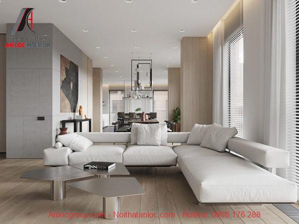 Thiết kế nhà 3 phòng ngủ trê diện tích 30m2 bằng nội thất đơn giản nhưng tích hợp nhiều công năng
