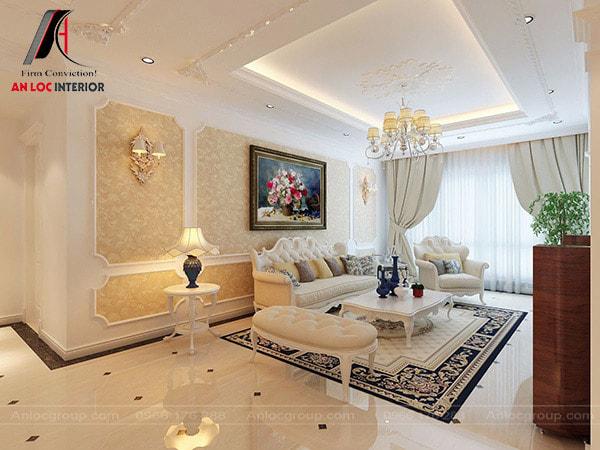 Có thể tạo điểm nhấn bằng những bộ sofa độc đáo toát lên vẻ đẹp sang trọng, quyền lực