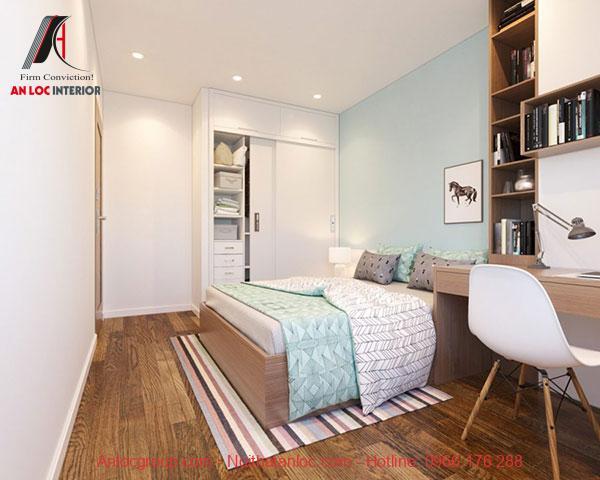 Thiết kế nội thất phòng ngủ cá nhân