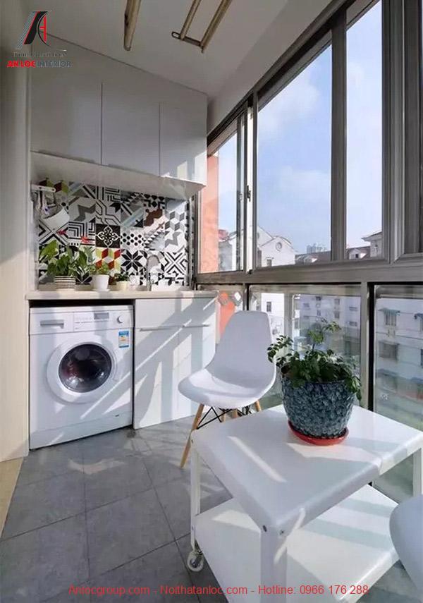 Trang trí ban công căn hộ đảm bản công năng trong quá trình sinh hoạt
