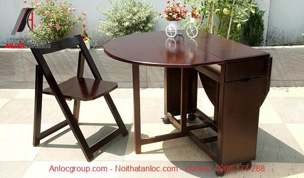Mẫu 17: Bộ bàn ghế đơn giản mà toát lên vẻ đẹp tiện nghi, hiện đại