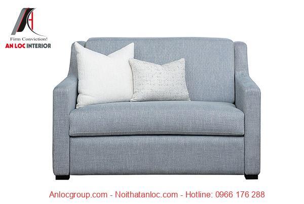 Mẫu 12: Bộ ghế sofa đơn cho phòng ngủ đẹp, cuốn hút