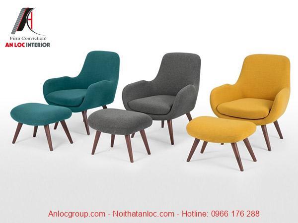 Mẫu 12: Kiểu dáng ghế đơn giản nhưng phát huy tối đa công năng trong sinh hoạt