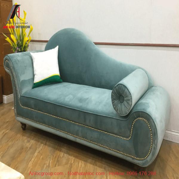 Mẫu 17: Kiểu dáng ghế sofa vừa thư giãn vừa tạo hiệu quả thẩm mỹ