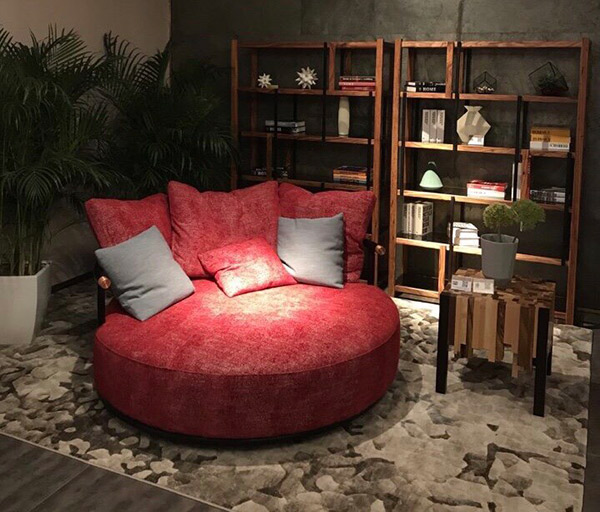 Mẫu 15: Thiết kế ghế sofa để trong phòng ngủ cần phù hợp với đối tượng sử dụng