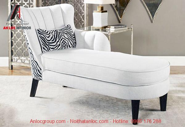 Mẫu 24: Thiết kế ghế sofa theo phong cách tân cổ điển