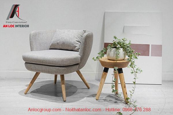 Cần lựa chọn sofa cho phòng ngủ đơn giản, phù hợp với diện tích phòng