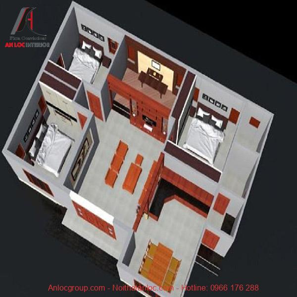 Kinh nghiệm xây nhà cấp 4 mái bằng giá rẻ, đơn giản