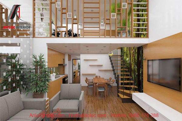 Thiết kế nhà cấp 4 đẹp 50m2 cần đồng nhất giữa bố cục căn nhà