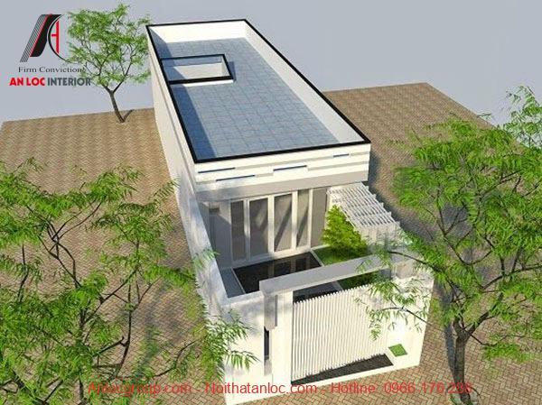 Chi phí xây nhà cấp 4 phụ thuộc mọt phần vào đơn vị thiết kế bạn chọn