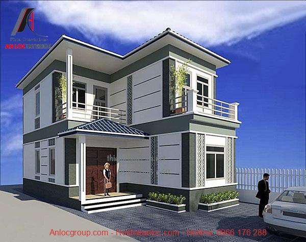 Cần lựa chọn đơn vị thiết kế, thi công nhà 2 tầng uy tín