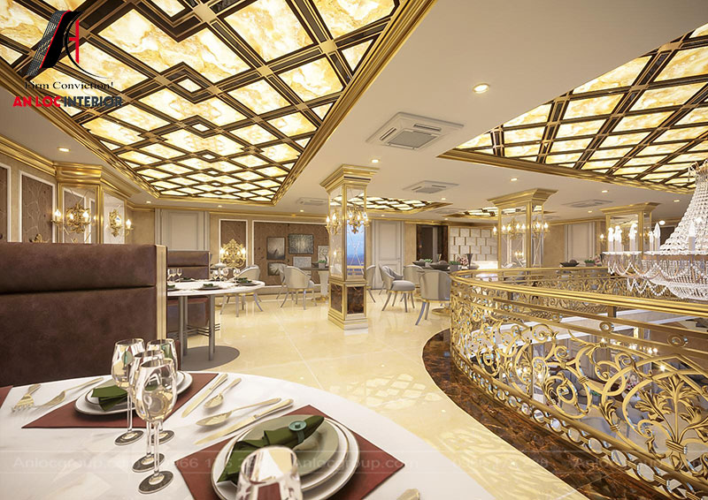 Thiết kế sảnh khách sạn tại Bắc Ninh