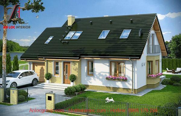 Xây nhà cấp 4 100m2 gia bao nhiêu phụ thuộc vào kiểu nhà mà gia chủ lựa chọn