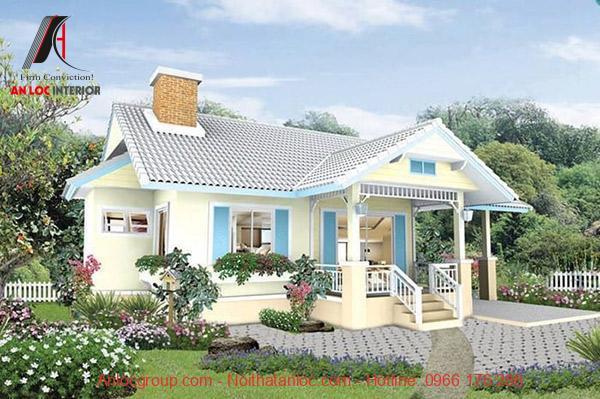 Cách lựa chọn màu sắc bắt mắt giúp căn nhà trở nên sáng bừng sức sống