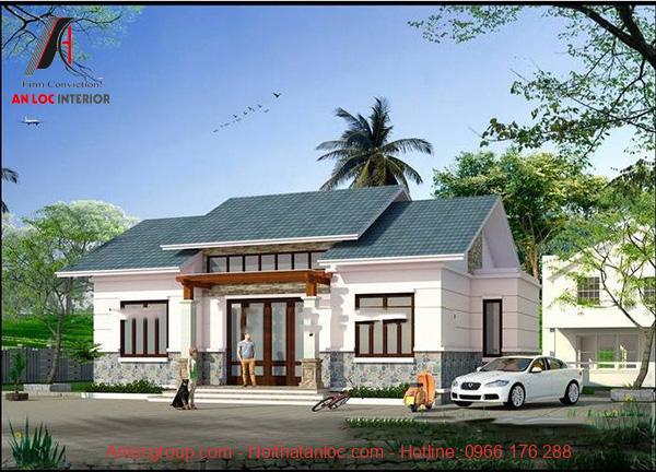 Vật liệu xây dựng nhà cấp 4 100m2 lựa chọn phù hợp với điều kiện kinh tế của mỗi gia đình