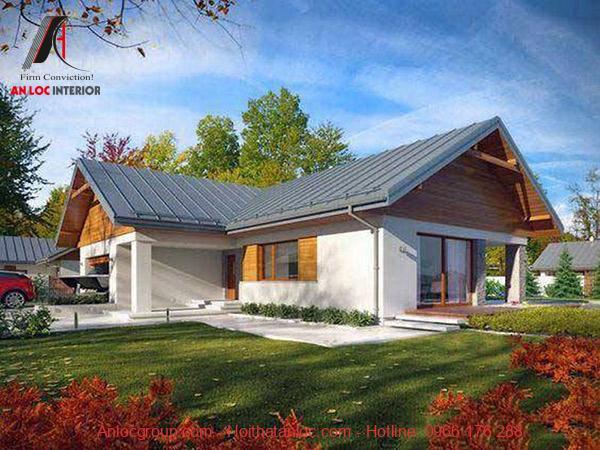 Phong cách thiết kế trả lời việc xây nhà 100m2 cần bao nhiêu tiền