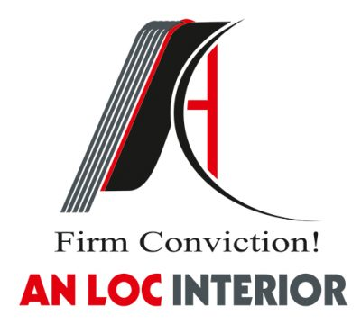 logo cong ty thiet ke noi that an loc
