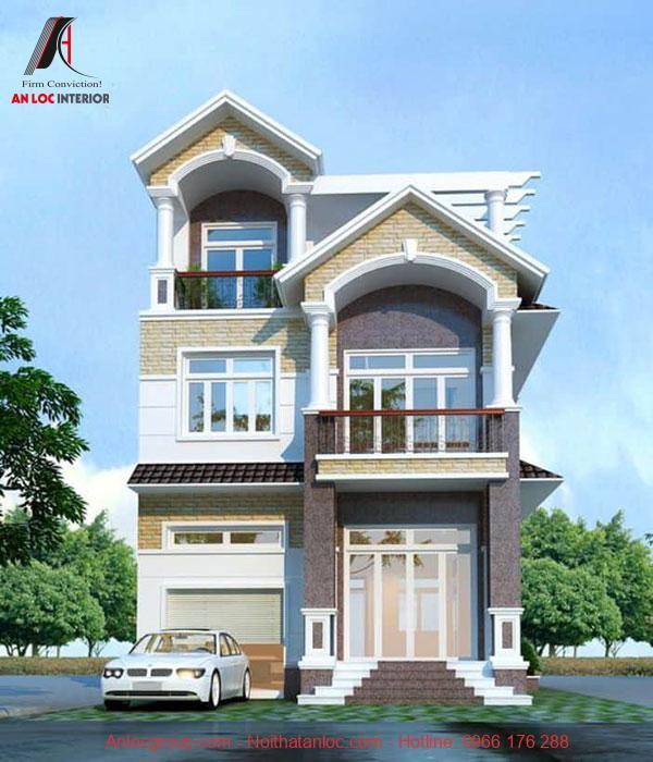 Cần bố trí công năng các phòng, diện tích sinh hoạt chung để có căn nhà 3 tầng mái thái đẹp nhất