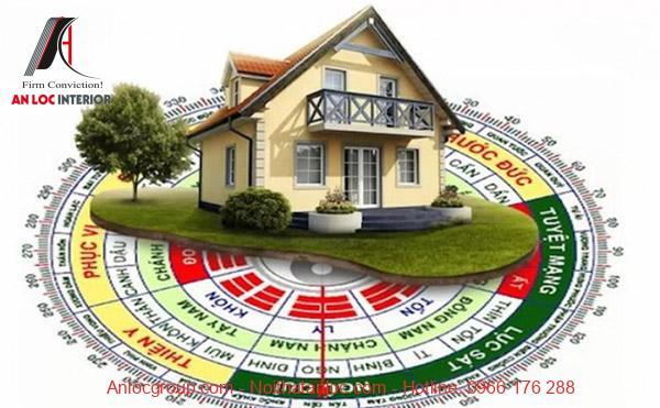 Thuê thiết kế nhà sẽ được đảm bảo về yếu tố phong thủy