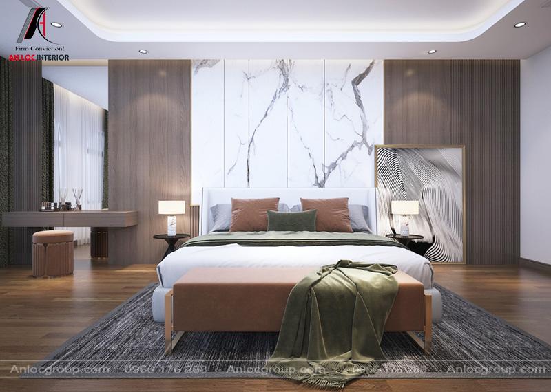 Các đường nét trong món đồ nội thất sử dụng đơn giản, ấn tượng