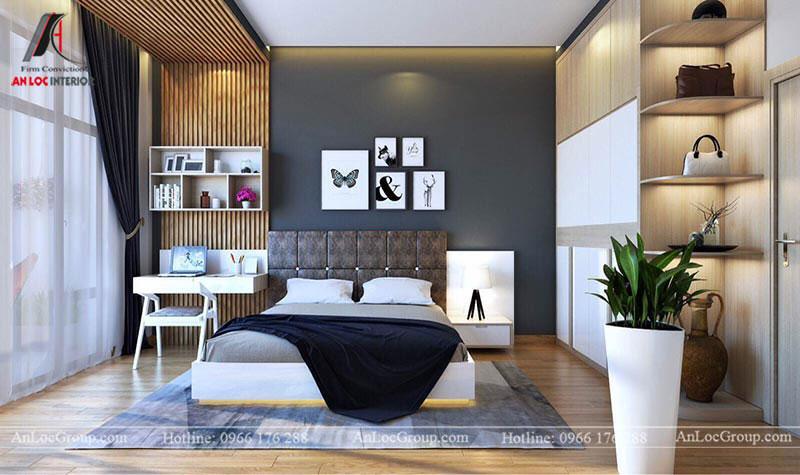 Thiết kế nội thất biệt thự hiện đại là đưa không gian xanh vào nơi nghỉ ngơi