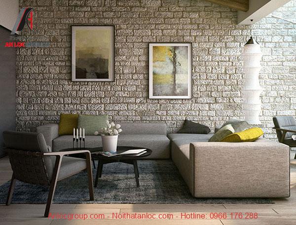 Kết cấu trang trí trong nội thất đương đại