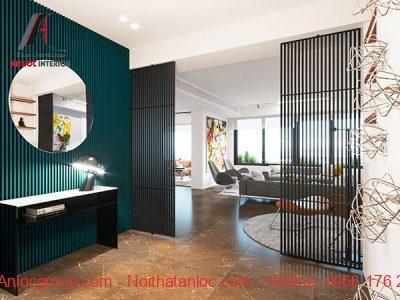 Thiết kế nội thất phong cách đương đại