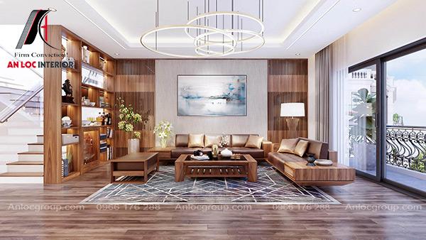 Trang trí phòng khách đẹp, hiện đại