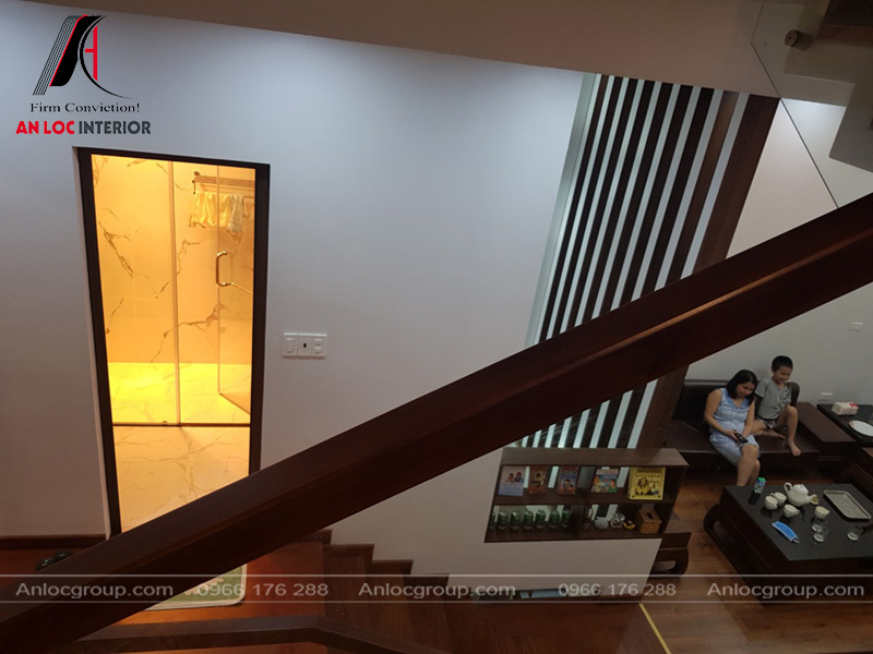 Thi công nội thất nhà phố tại Hà Nội