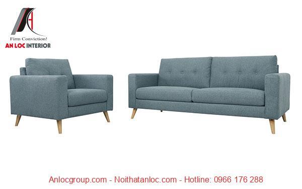 Sofa vải giá rẻ