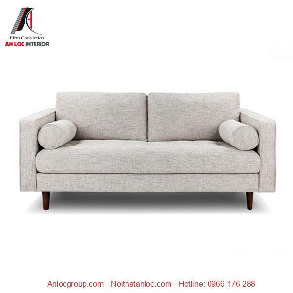 Sofa chữ I cho phòng khách nhỏ đẹp