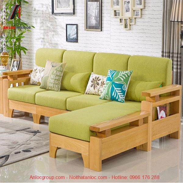 Sofa chữ L đẹp cho phòng khách