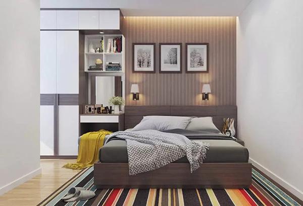 Nội thất gỗ cao cấp được sử dụng trong các món đồ nội thất phòng ngủ