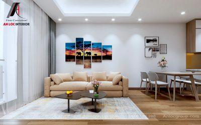 Thiết kế nội thất chung cư An Bình Plaza