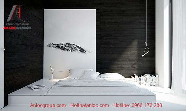 Trang trí nội thất phòng ngủ đơn giản