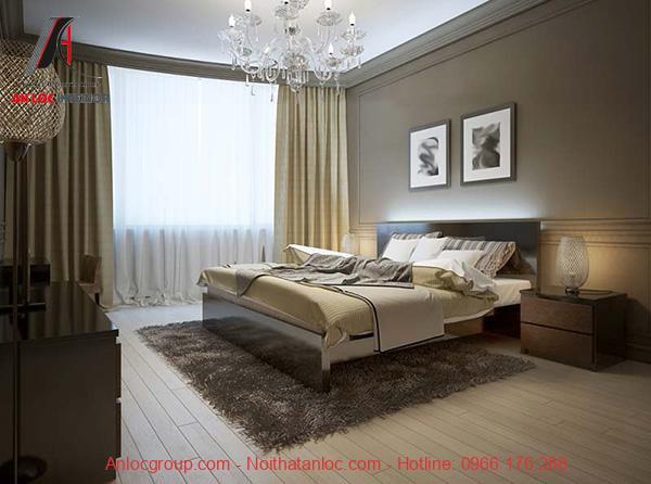 Mẫu phòng ngủ đẹp, hiện đại