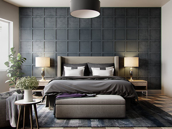 Đồ nội thất phòng ngủ hiện đại