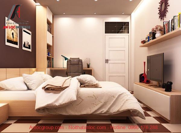 Cách phòng ngủ 15m2