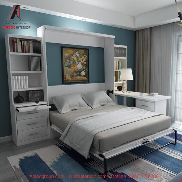 Trang trí phòng ngủ 15m2 trang nhã