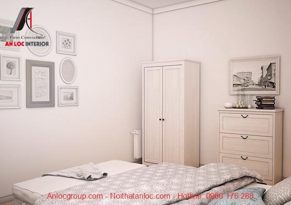 Nội thất phòng ngủ 16m2