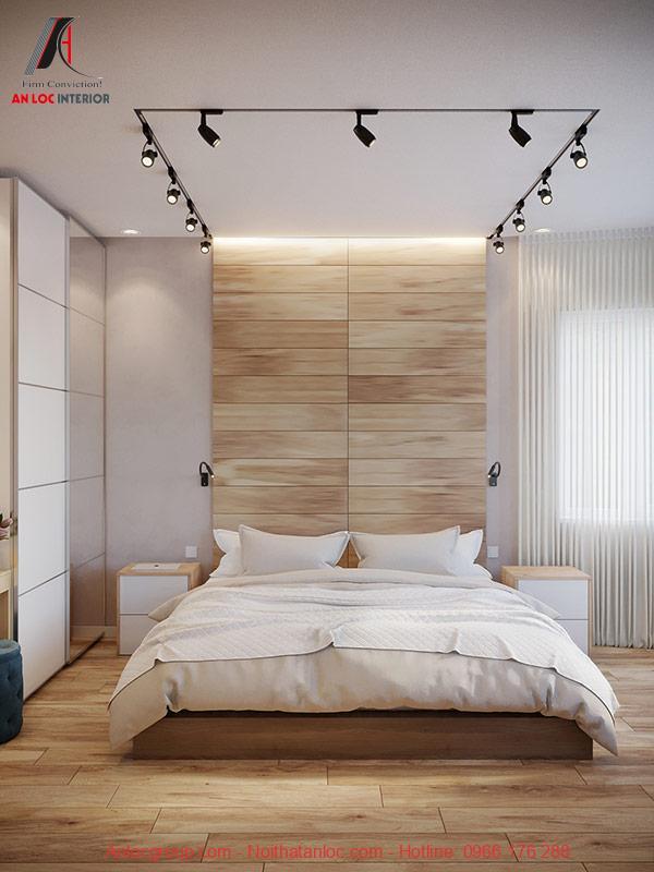 Thiết kế phòng ngủ nhỏ 16m2