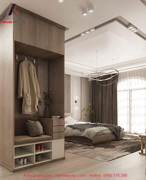 trang trí phòng ngủ 20m2 đẹp