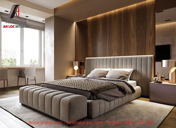 Thiết kế phòng ngủ 20m2 đẹp, hiện đại