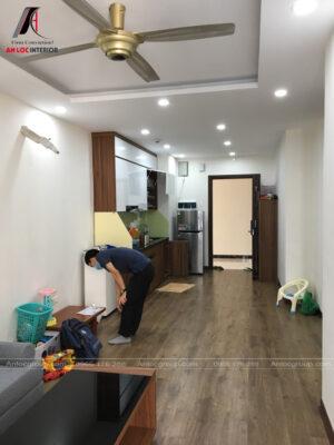 Thi công nội thất chung cư An Bình City