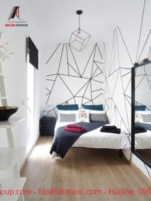 3m2 trang trí phòng ngủ nhỏ cho nữ