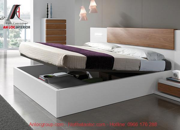 Mẫu giường gỗ đẹp nhất