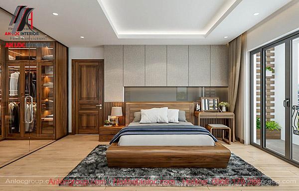 Giường ngủ hiện đại giá rể