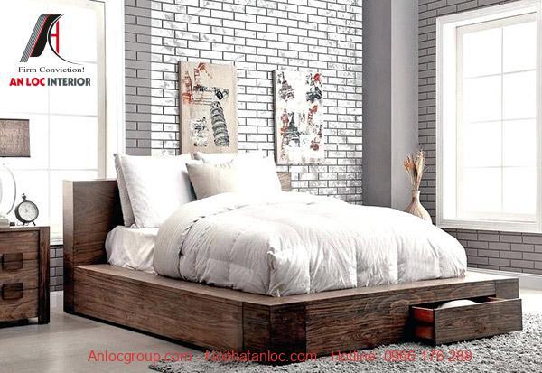 Kiểu giường ngủ đẹp